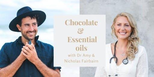 Chocolate & Essential Oils
