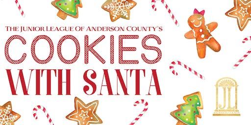 JLAC Cookies with Santa 2019