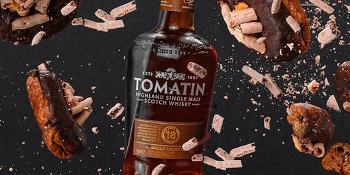 Tomatin Scotch Whisky Tasting