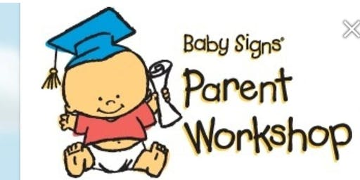 Baby Signs - Parent Workshop at The Root