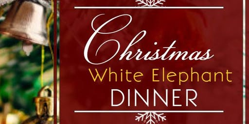Christmas White Elephant Dinner