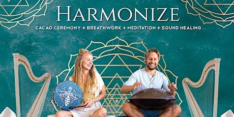 Harmonize: Wellness Wednesday tickets