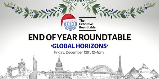 Executive Roundtable End of Year Event