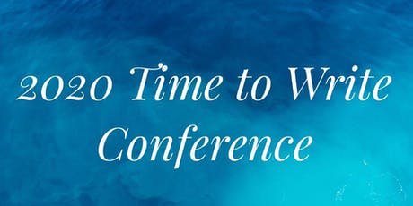 Time to Write Writers' Conference tickets
