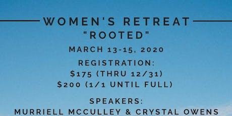 2020 Women's Beach Retreat tickets