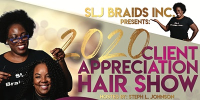 2020 Client Appreciation Hair Show