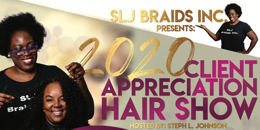 Hair Show 2020.2020 Client Appreciation Hair Show