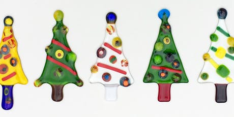 Make your own Fused Glass Christmas Tree Decoration tickets