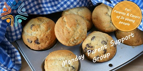 Monday Parent Support Group - September tickets