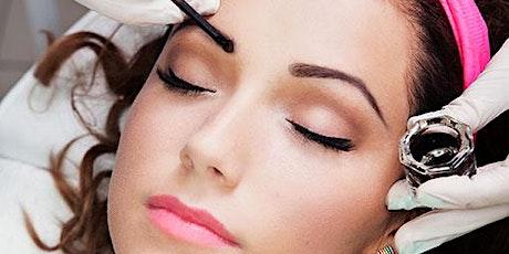 School of Glamology: Eyebrow Tinting Certification (Marietta) tickets