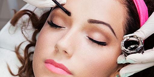 School of Glamology: Eyebrow Tinting Certification (Marietta)