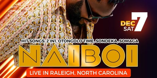Naiboi Live In Raleigh NC