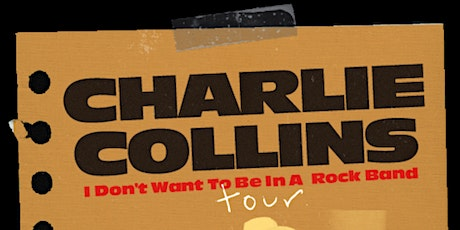 CHARLIE COLLINS tickets