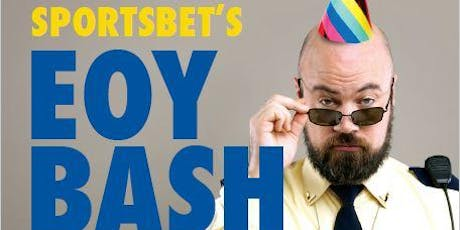 Sportsbet End of Year Party tickets