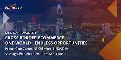 Diễn đàn Payoneer 2019 Hồ Chí Minh , Việt Nam tickets