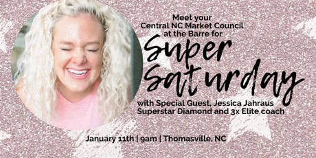 Central NC January 2020 Super Saturday tickets
