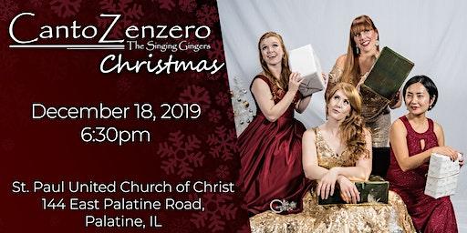Canto Zenzero Christmas Palatine!