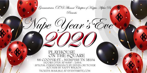 Nupe Year's Eve 2020
