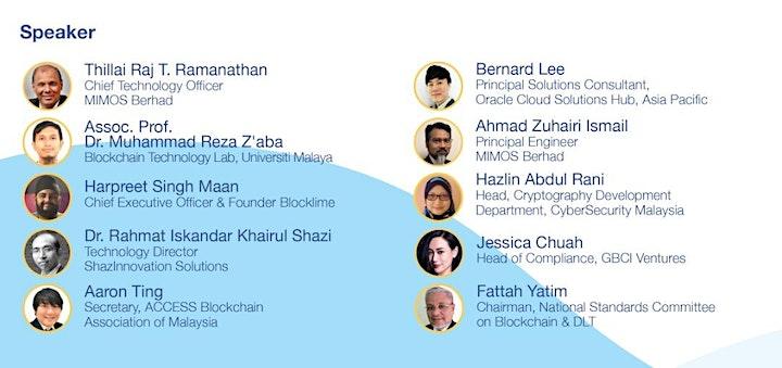 Blockchain: Tsunami of IR4.0 2019 : Giga Tech Disruption of Industries image