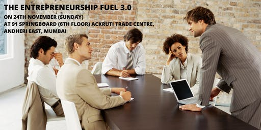 THE ENTREPRENEURSHIP FUEL 3.0