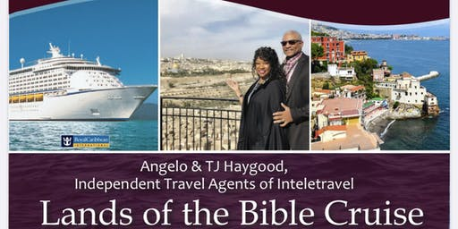 2020 Holy Land/Bible Land Cruise & Educational Tour