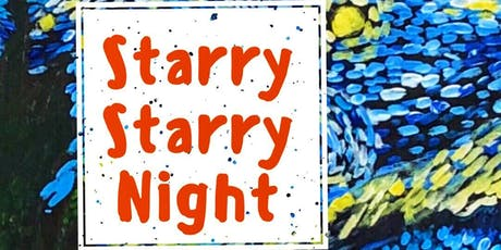 Starry Starry Night painting workshop tickets
