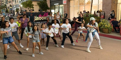 Free Kidz Groove Open Dance Workshops With Princess Ryan At Bay Street