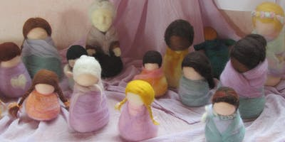 Tell me a Story - Holistic Childcare Workshop