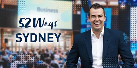 1-Day Business Growth Workshop with Dale Beaumont in Sydney CBD tickets