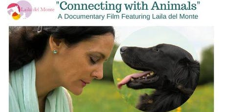 """Film Screening """"Connecting with Animals"""" tickets"""