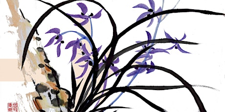 Chinese Painting Workshop – traditional Chinese Flower painting tickets