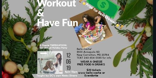 Twerk Workout Party