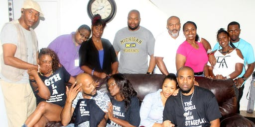The shell of a man stageplay