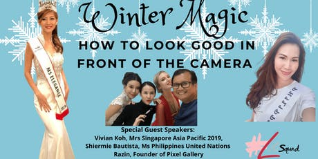 Winter Magic - A Lit Squad Party tickets