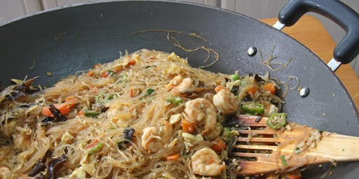 Multicultural Cooking Classes - Singaporean Gourmet Goodness