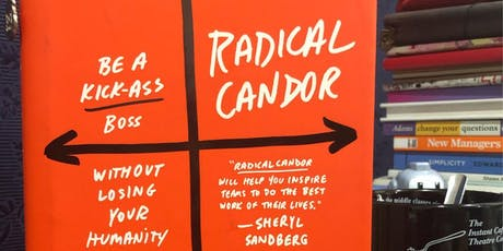Radical Candor BookChat tickets