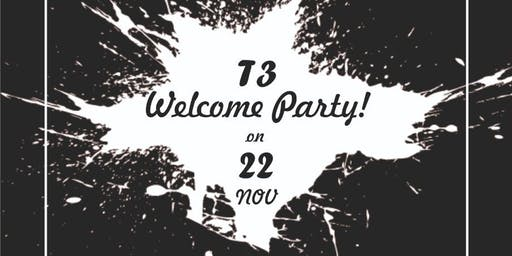 T3 Welcome Party- DUIC-G