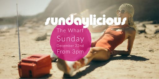 Sundaylicious 22nd December at The Wharf Hotel