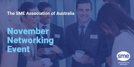 SMEA November Networking Event - Perth