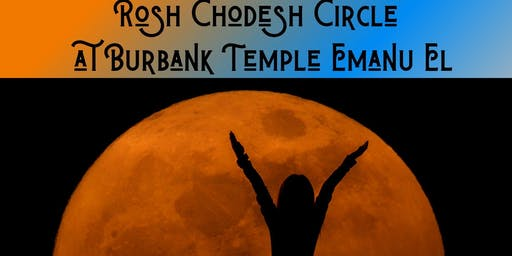 Rosh Chodesh Women's Circle