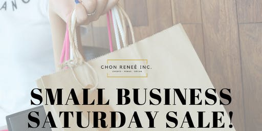 Small Business Saturday Shopping Expo