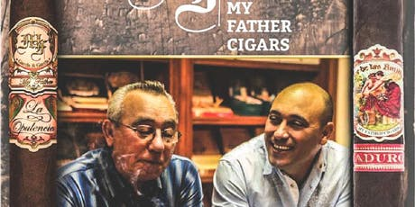 Siris Cigar Social: My Father Special tickets