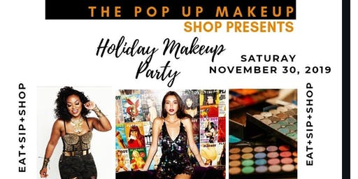 HOLIDAY MAKEUP PARTY!!!!!