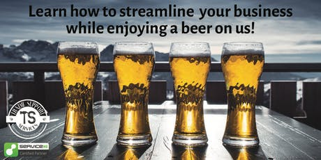 FREE Beer & ServiceM8 Introductory Session! tickets