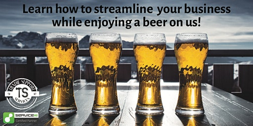 FREE Beer & ServiceM8 Introductory Session!