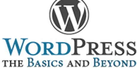 Learn WordPress: The Basics and Beyond – May 28-29, 2020 tickets