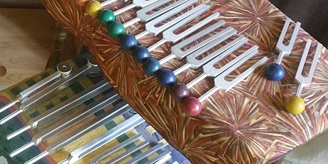Basic Sound Healing, Tuning Fork Training Lv-1, 2-Day Immersion tickets