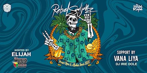 Rebel Souljahz/Vana Liya/DJ Irie Dole