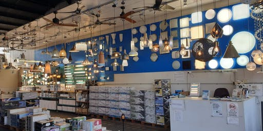 MEGA LIGHTING AND FANS CLOSING DOWN CLEARANCE SALE!!