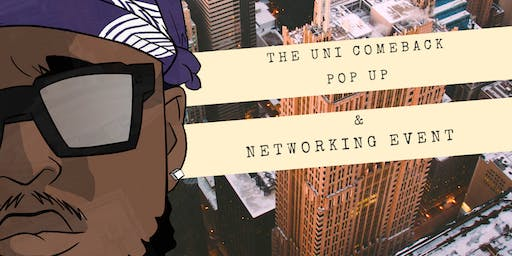 The Uni Comeback Pop Up & Networking Event